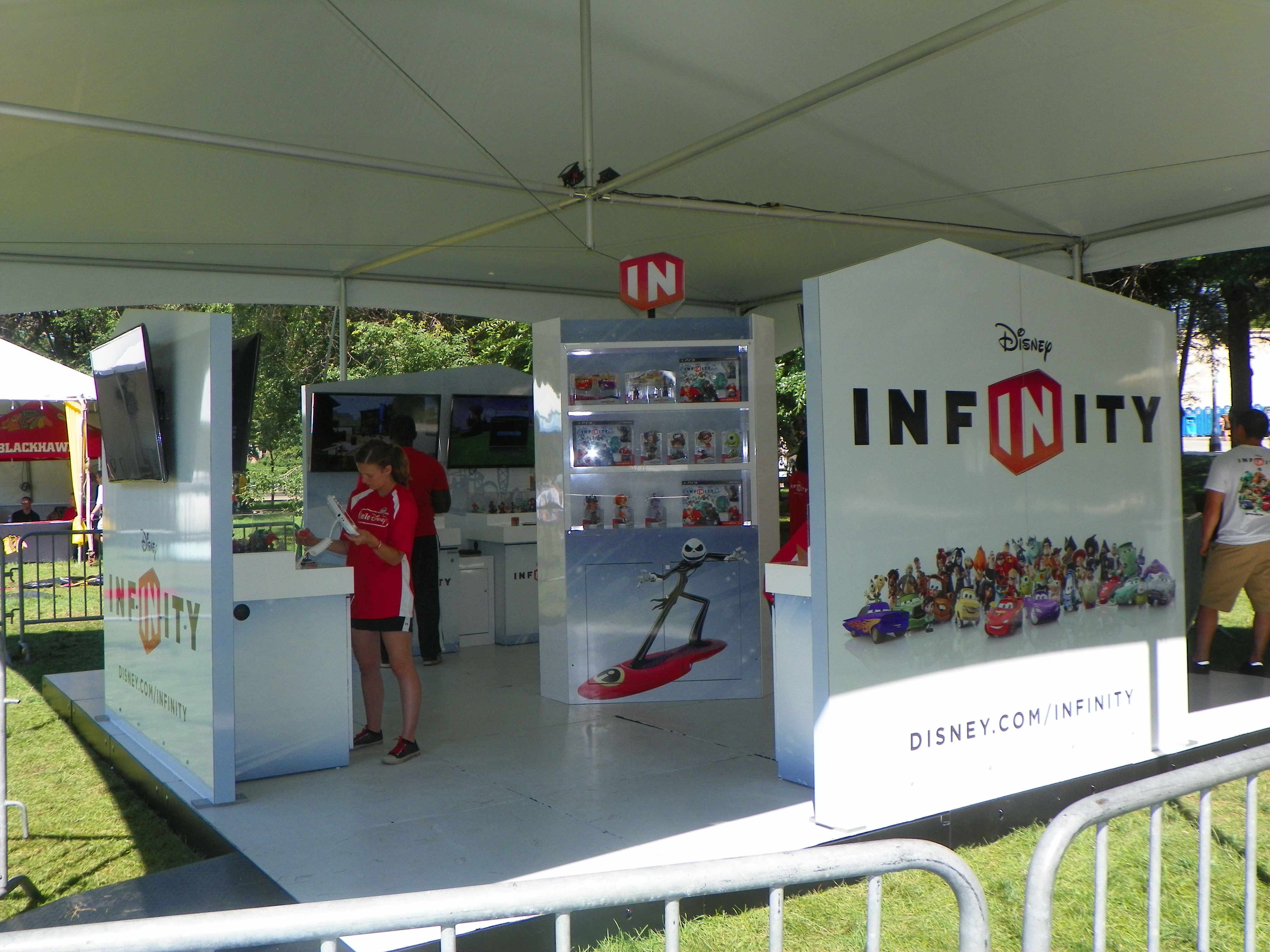 Infinity and Beyond: Disney Infinity Tour & A Demo with Executive Producer John Vignocchi!