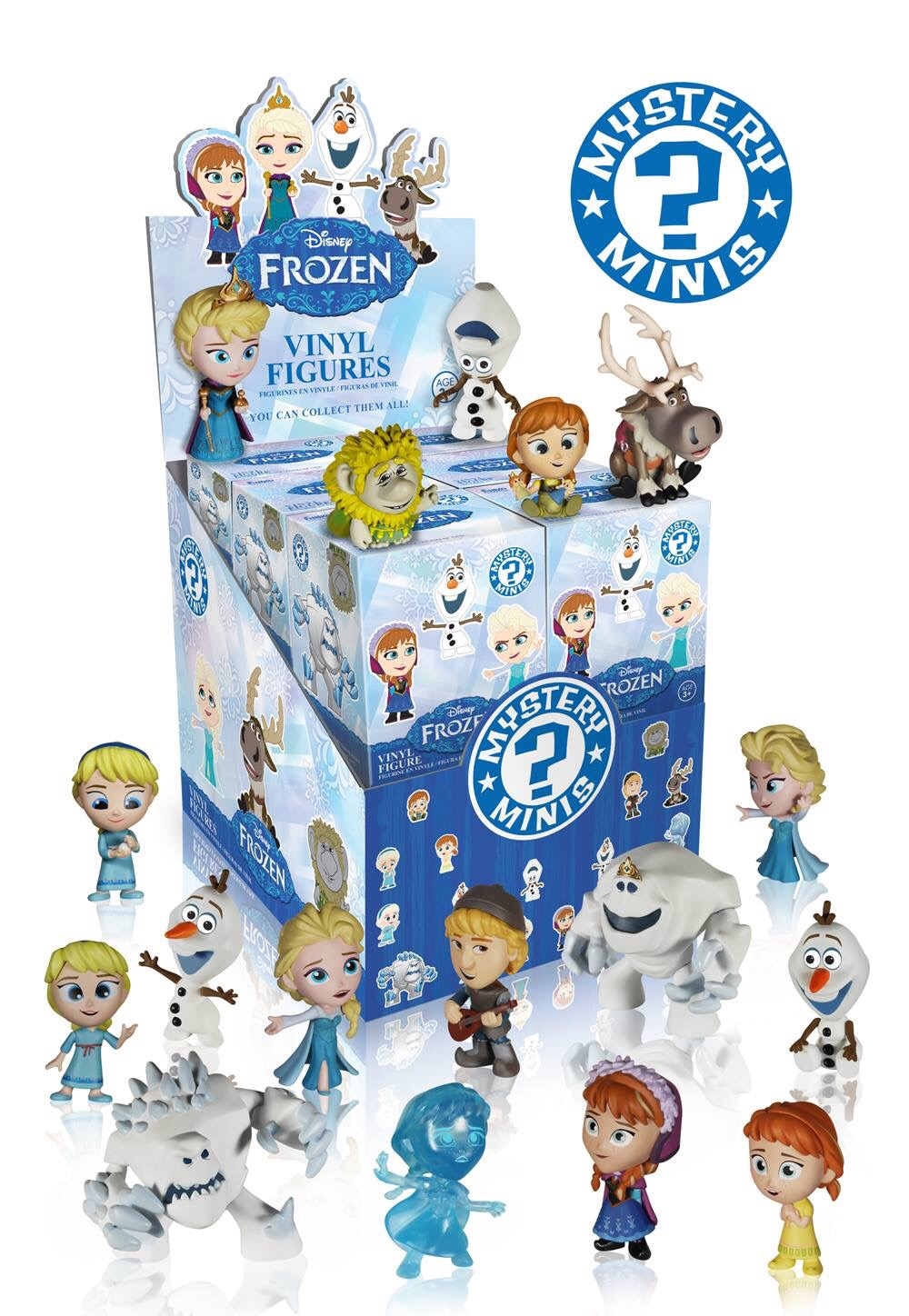 Frozen Mystery Minis Coming Soon– Pre-Order Now!