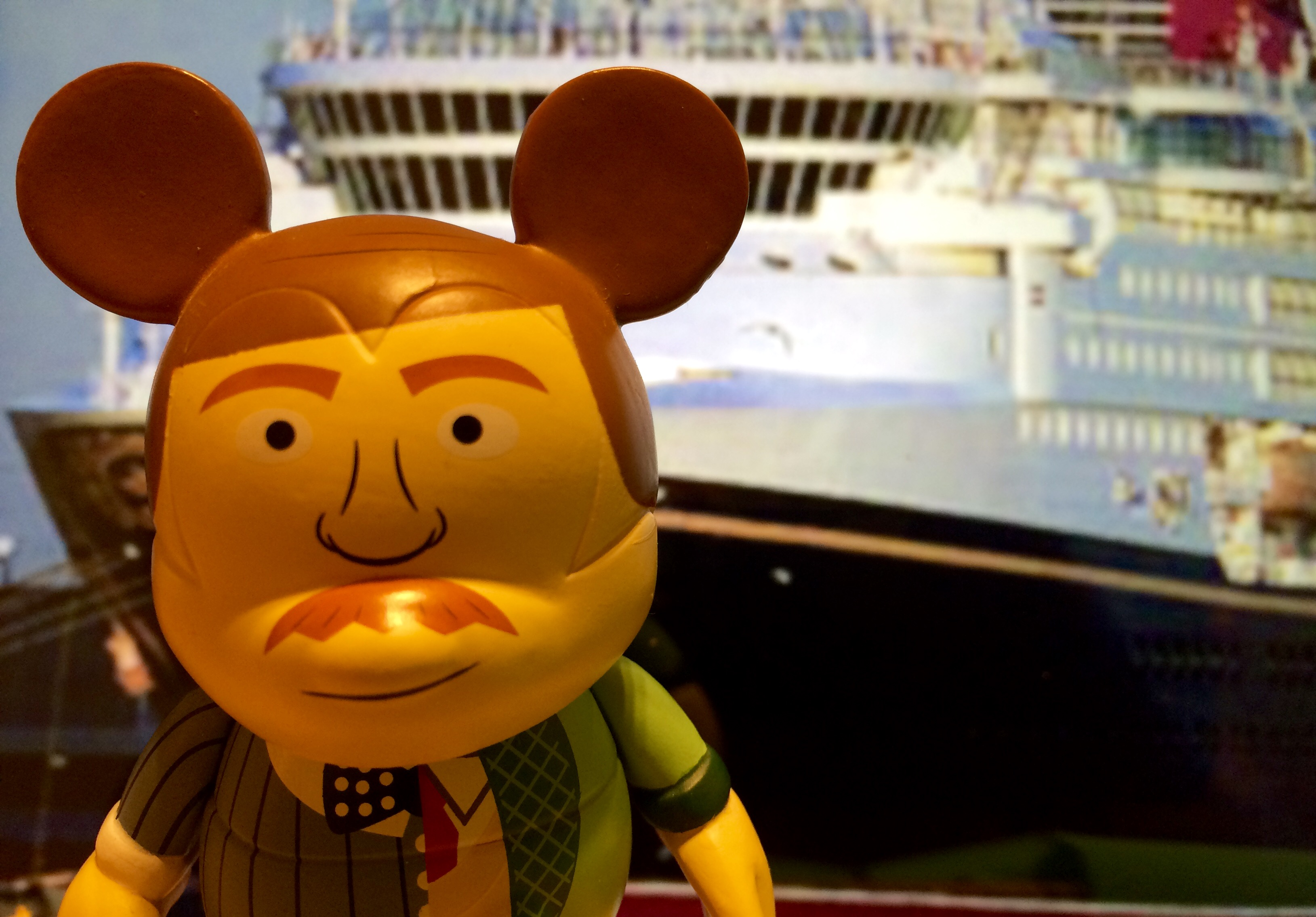 Vinylmation Vault: A Journey begins for Vinylmation Travel on Land and Sea