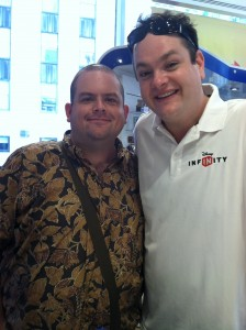 Infinity Exclusive: A Sit-Down with John Vignocchi