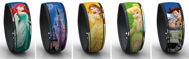 New Retail MagicBands and Accessories to Kick Off 2015 at Walt Disney World Resort