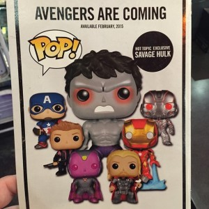 Avengers: Age of Ultron Hot Topic Exclusive Savage Hulk