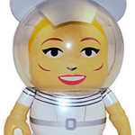 Tomorrowland Spaceman & Spacewoman 2 Pack LE 1750