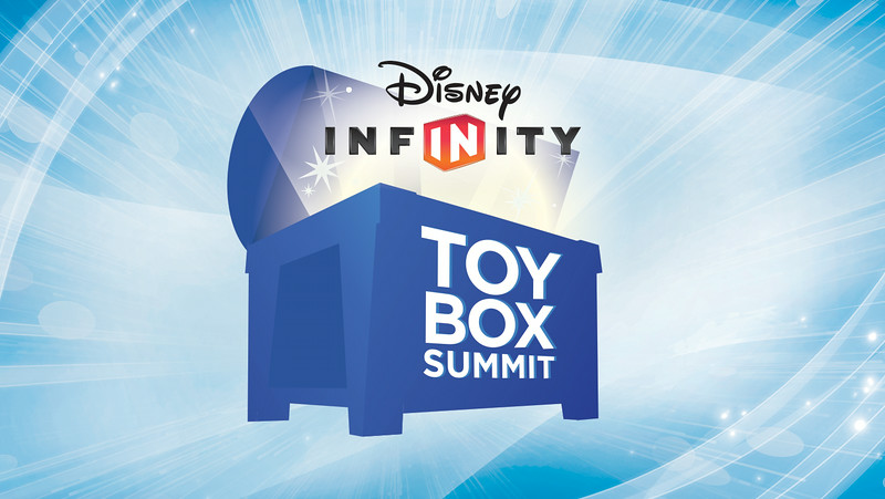 Details On Disney Infinity's Toy Box Summit