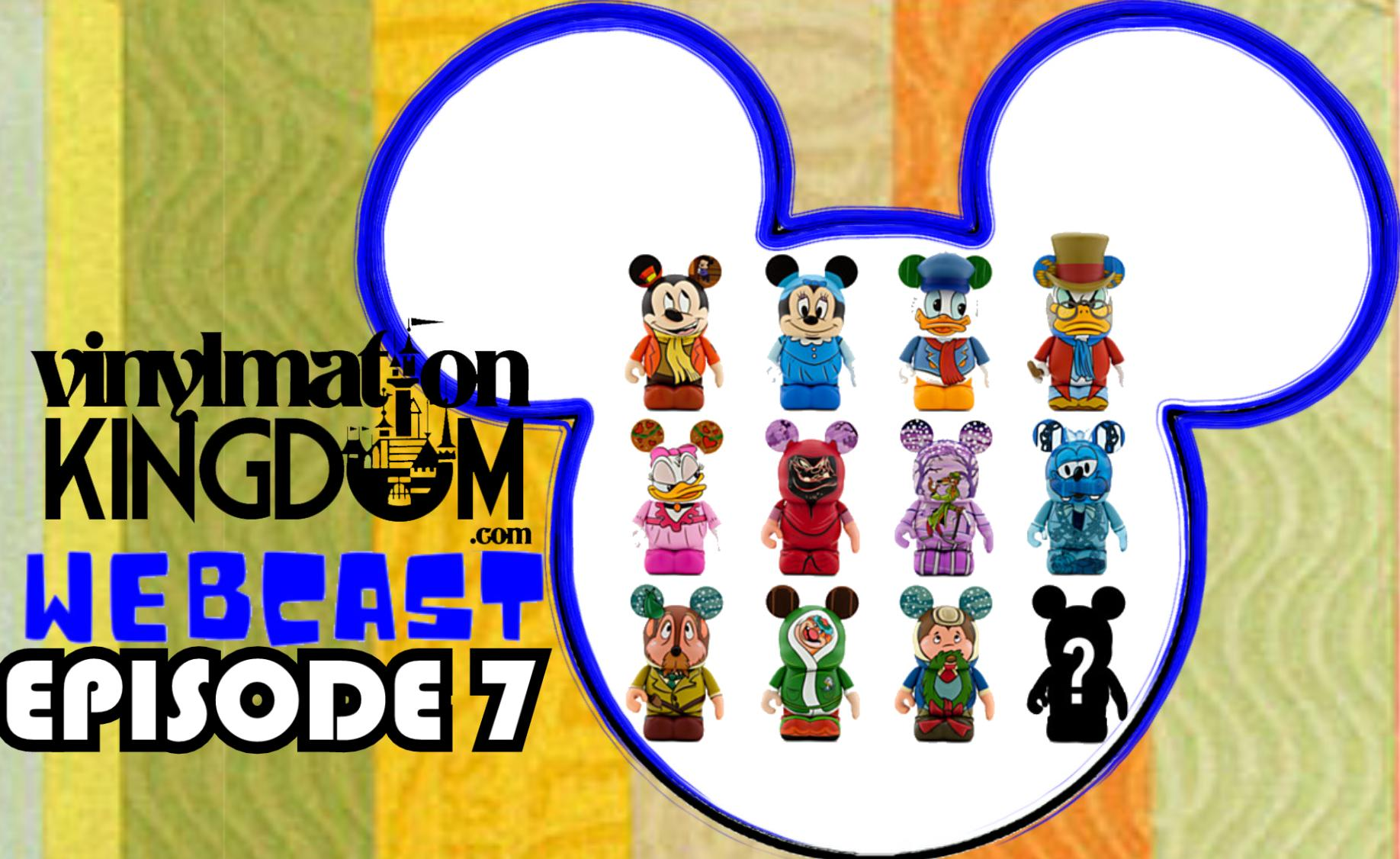 Vinylmation Kingdom Webcast #7 – Big Hero 6, Christmas Releases & Much More