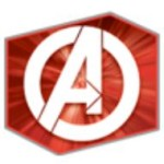 avengers playset logo