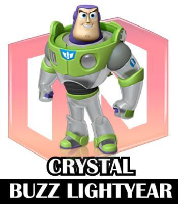 crystal buzz lightyear disney infinity