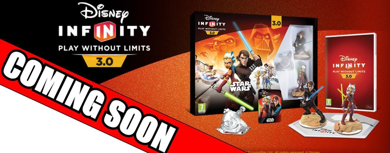 Disney Infinity Coming Soon
