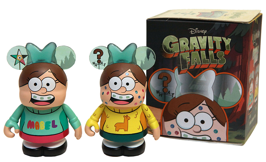 Gravity Falls Vinylmations Diskingdom Com Disney