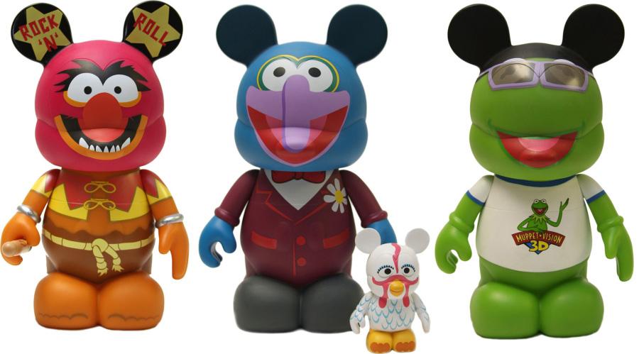 Muppets Series 2 Vinylmations Diskingdom Com Disney