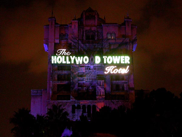 Amazing Tower of Terror Merchandise Coming to Disney Parks