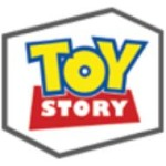 toy story playset logo