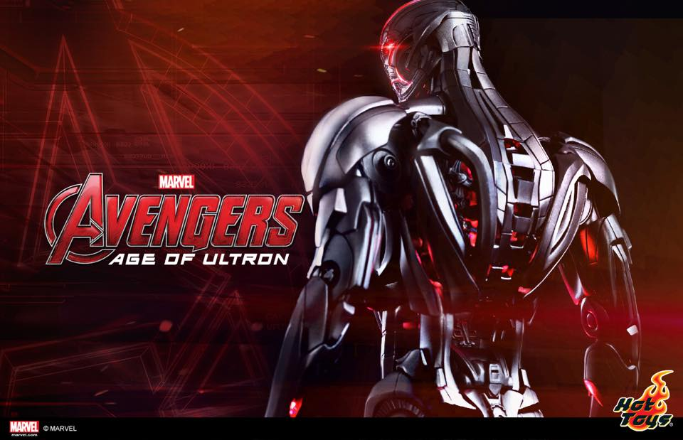 Hot Toys Tease A New Avengers: Age Of Ultron Figure