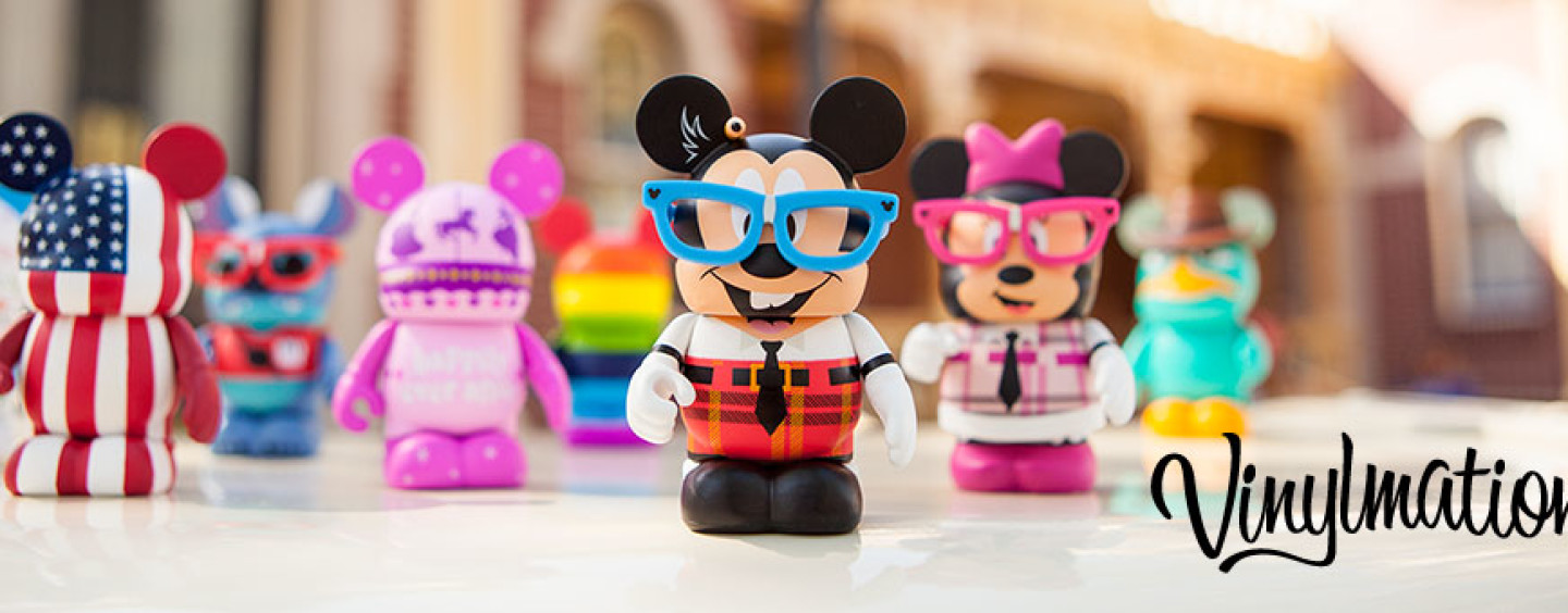 Mickey's Wild West Series Vinylmations