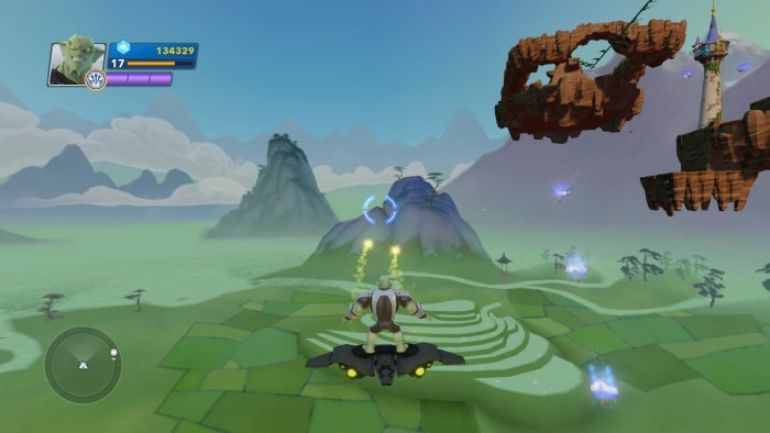 New Disney Infinity 2.0 Patch Brings Green Goblin's Glider ...
