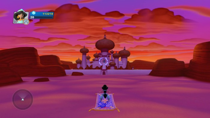 Disney Infinity 2 0 Jasmine Review Vinylmation Kingdom