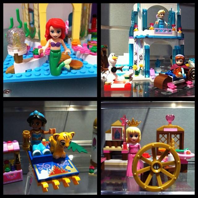 Disney LEGO Previews – Toy Fair