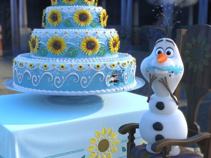 NEW 'Frozen Fever' Animated Short Stills & Synopsis