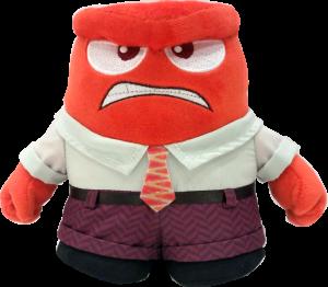Anger plush