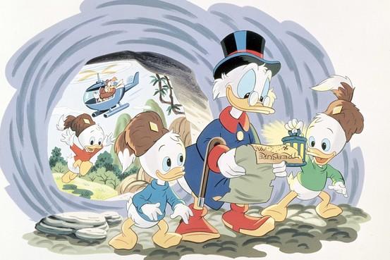 NEW DuckTales Cartoons Coming to Disney XD in 2017!