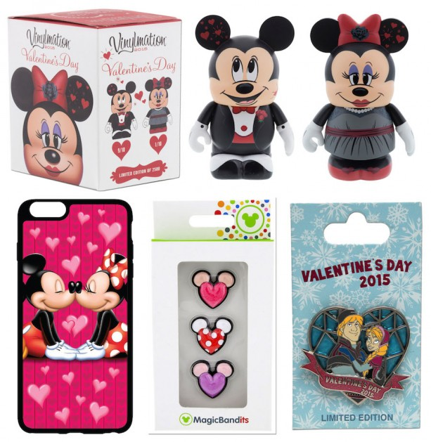 Gift Ideas from Disney Parks for Valentine's Day 2015