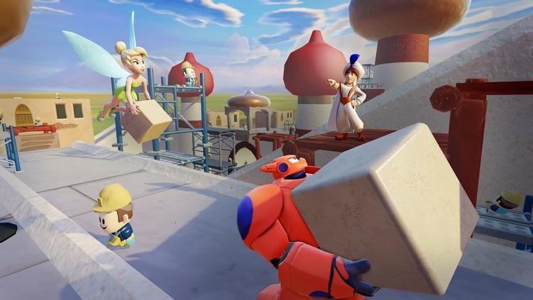 Disney Infinity Upcoming Challenges