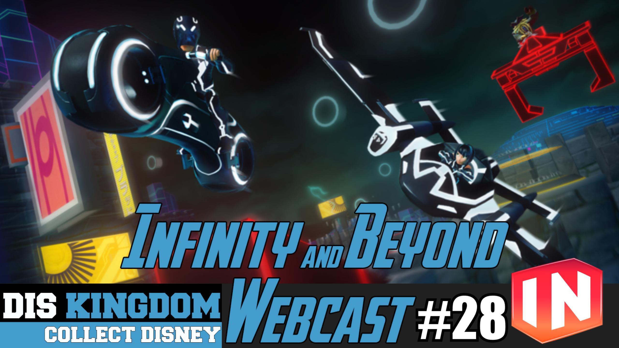 Disney Infinity & Beyond Webcast #28  – Tron Digital Aftermath