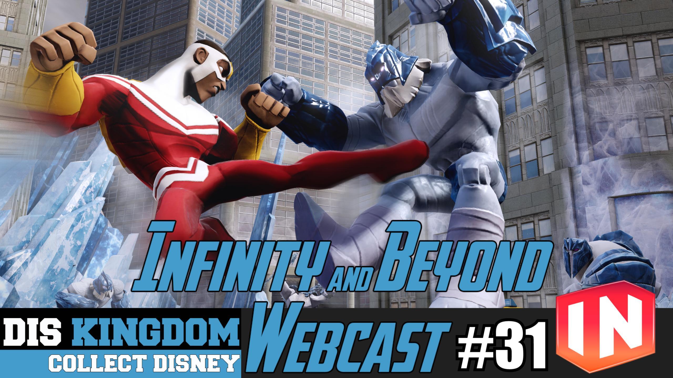 Disney Infinity & Beyond Webcast #31 – Duck Tales & Disney Infinity 3.0 Toy Box Improvements