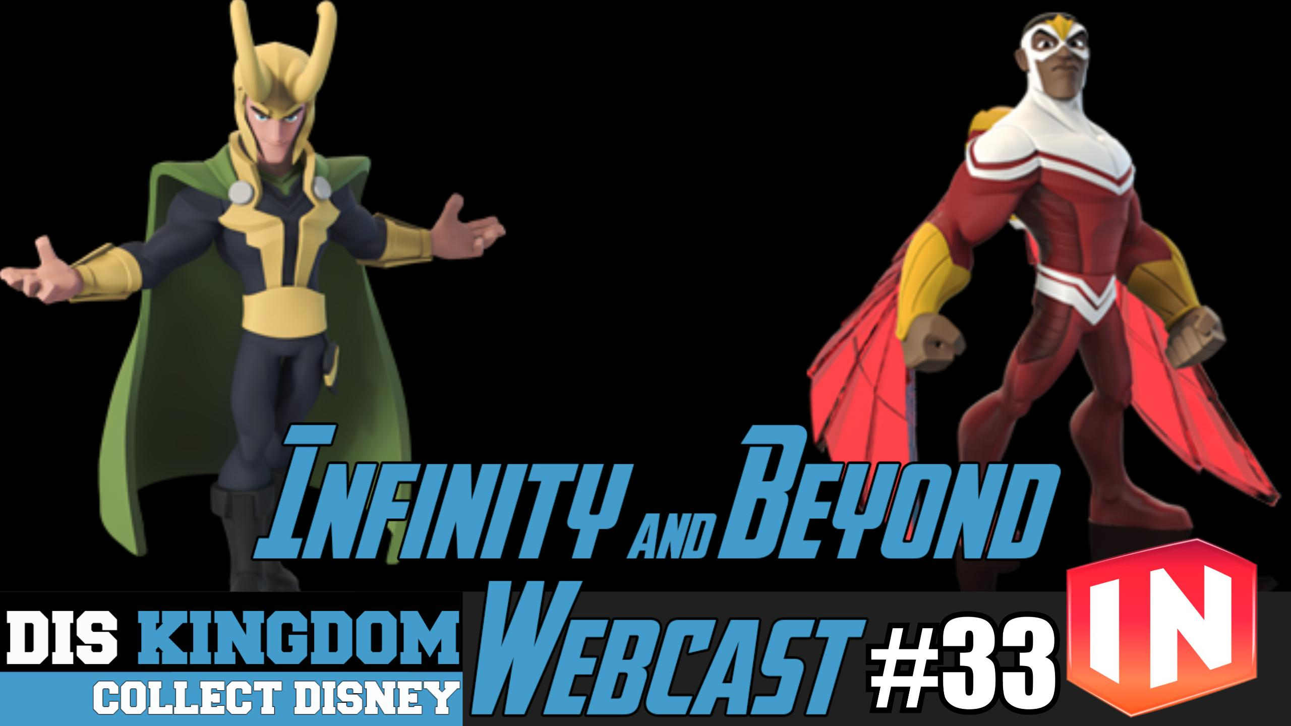 Disney Infinity & Beyond Webcast #33 – Last Power Discs, Mulan in 3.0?, Captain America & More