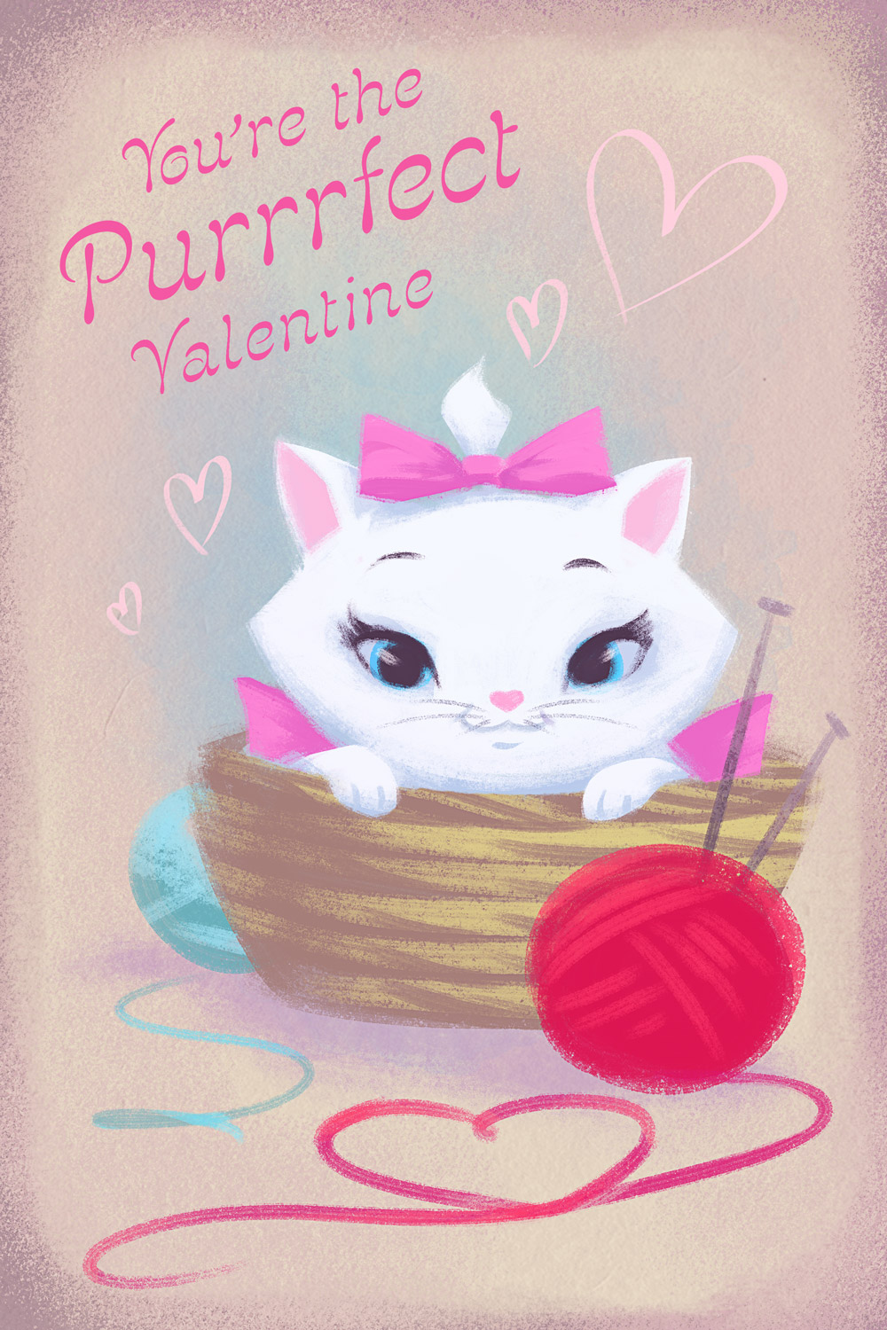Valentine S Day Vintage Toys : More disney valentine s day cards from style
