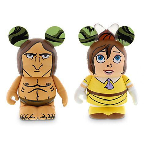 tarzan jane vinylmation