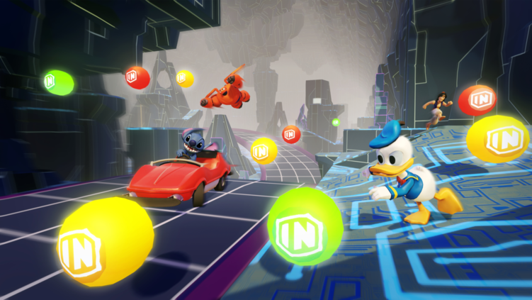 Disney Infinity 2.0 Toy Box Thursday – Multiplayer Challenge
