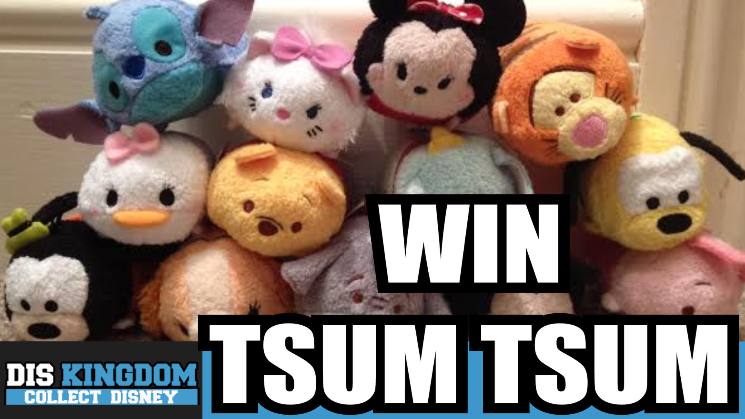 Disney Tsum Tsum Haul & Review + WIN Some Tsum Tsum's
