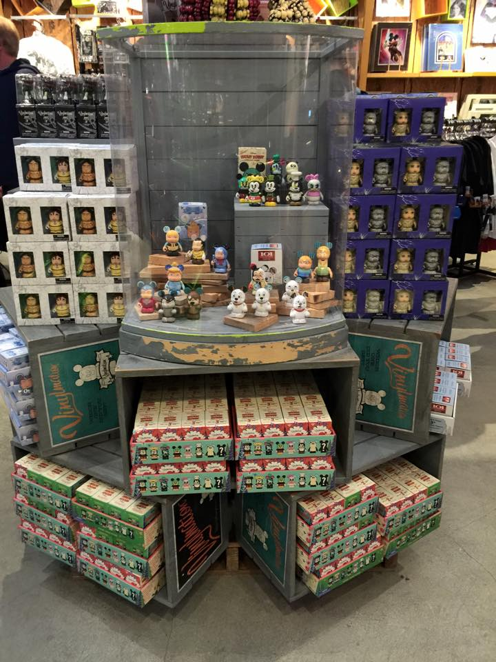 Vinylmation Update D Street Walt Disney World