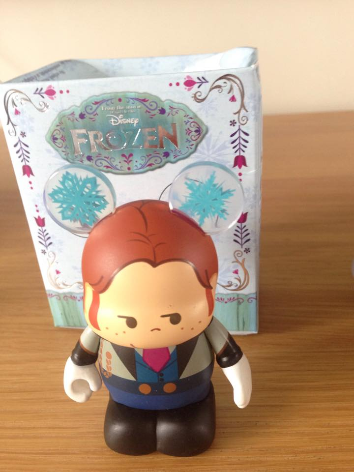 Frozen Vinylmations Sneak Out In The Uk Diskingdom Com