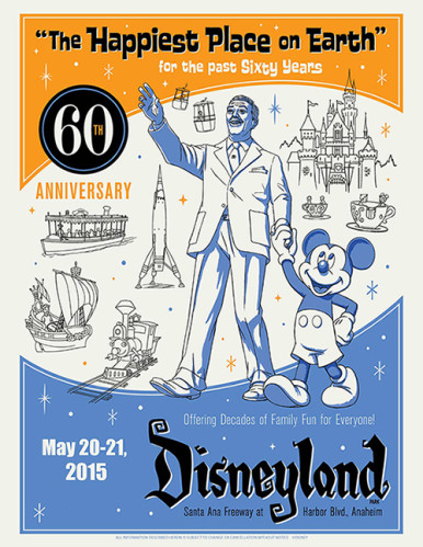 Details On A Diamond Celebration Merchandise Event