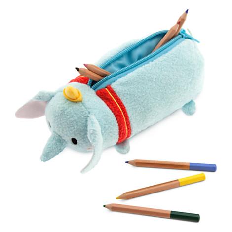 Disney Tsum Tsum Pencil Cases Out Now