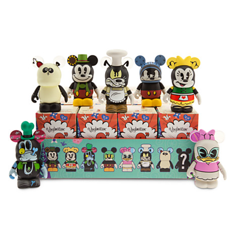 Mickey Mouse Cartoon Series Vinylmation Out Now