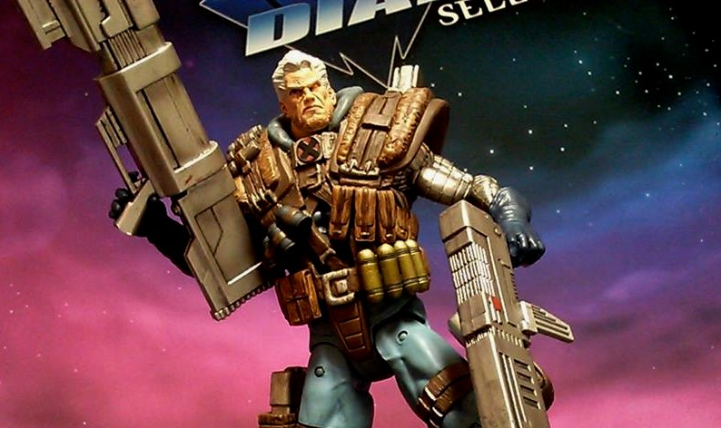 Marvel Select Cable Action Figure Released This Week