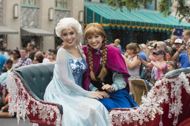 Frozen Summer Fun LIVE Returns to Hollywood Studios this Summer!