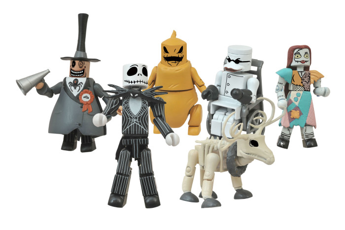 What This? Details on New NBC Collectibles from Diamond Select