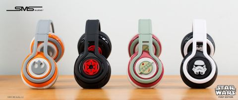 SMS Audio Becomes Official Headphones Of D23, Disney World And Disneyland