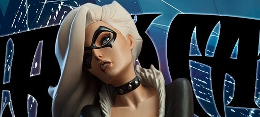 First Look at Sideshow Collectibles Black Cat Statue