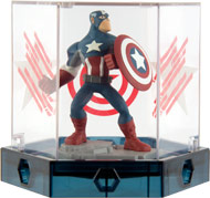 captain america collectors box