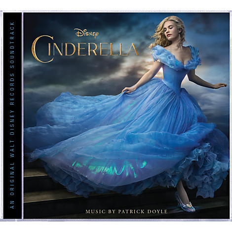 Cinderella Soundtrack Out Now