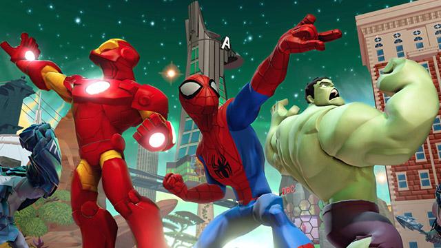 Disney Infinity 2.0 Toy Box Thursday – Stark Industries