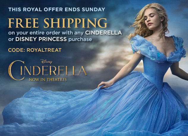 Cinderella Designers Dolls & Much More Out Now