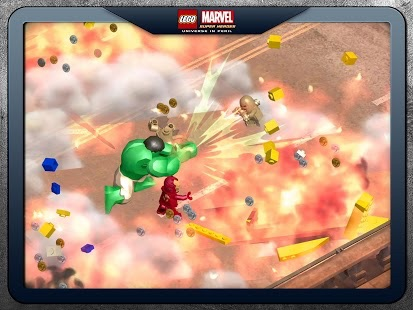 LEGO Marvel Super Heroes Out On Android