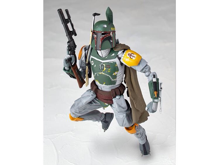 Star Wars Boba Fett Revoltech Out Soon