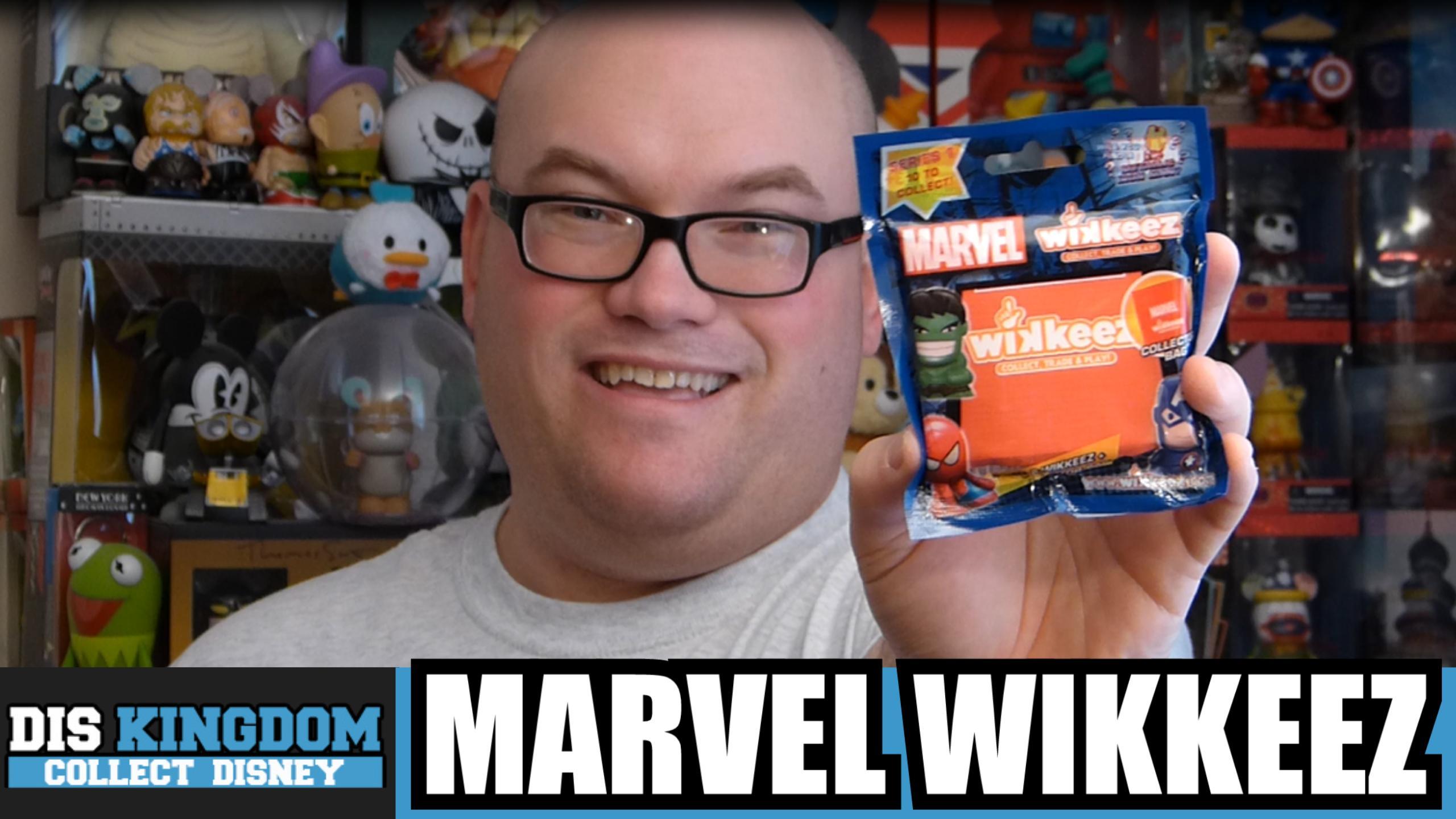 Marvel Wikkeez Unboxing